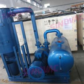 SINOVAC中央集尘系统 木加工工业集尘机