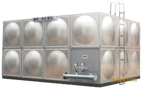 不锈钢方形保温水箱生活水箱