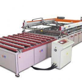 厂家常年供应工程幕墙玻璃全自动丝印机