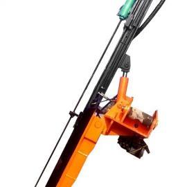 挖机改液压钻机挖机液压凿岩机挖机改潜孔钻机品牌厂家