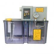 建河供应全自动9升润滑泵树脂油箱带液位报警