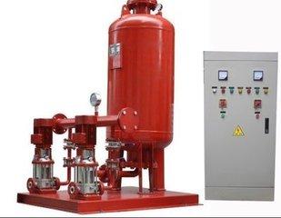 泵房消防隔膜式气压罐-使用 范围
