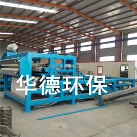 供应高效带式压滤机 污泥脱水设备 污泥浓缩设备