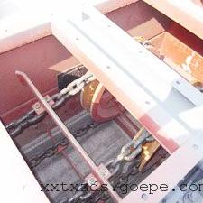 铸石刮板机,刮板机生产厂家定制铸石刮板输送机