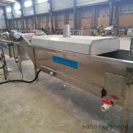 大米蒸煮机诸城天翔食物机械本行制作304白口铁材质