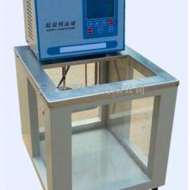 玻璃透明恒温水槽、钢化玻璃透明低温恒温槽
