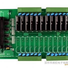 泓格DB-12SSR固态继电器输出板