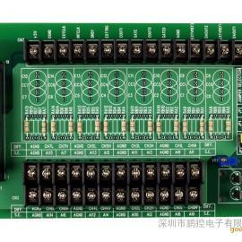 泓格DB-8025螺钉端子板