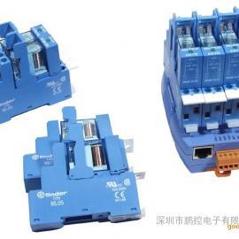 泓格RM-48.61导轨安装继电器模块