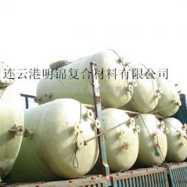 明锦玻璃钢储罐