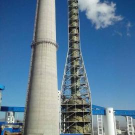 上海梅山钢厂高效烧结机脱硫除尘净化设备