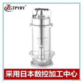 1.5寸潜水泵 飞力制造 全不锈钢清水泵 1.5寸潜水泵厂家