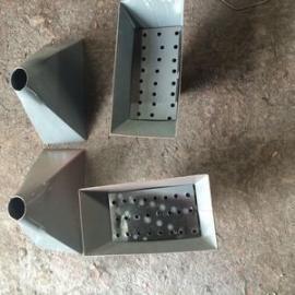 阿克苏DN80*4MM碳钢排水漏斗新疆排水漏斗现货