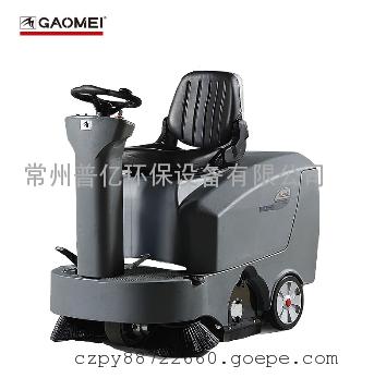 GM-MINIS扫地车 高美驾驶式洗地机