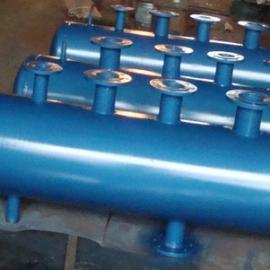 专业生产集水器 碳钢集分水器 不锈钢分水器厂家