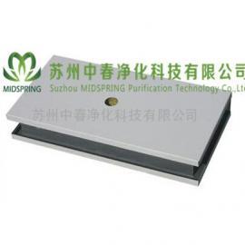 食品加工厂专用玻镁岩棉彩钢净化板 优质防火玻镁岩棉彩钢防火板