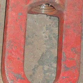 管道专用花篮螺栓U型耳子吊环螺母大量现货