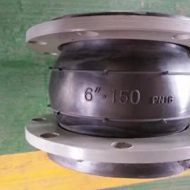 河北鑫通达厂家直销橡胶软接头  可屈挠法兰软接头  型号齐全 量