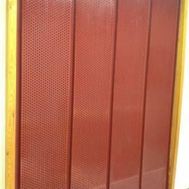 铁板冲孔网热镀锌板异型冲孔网卓质金属板网厂家