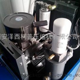空压机外置旋装油气分离芯
