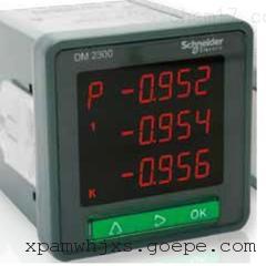 施耐德电力参数测量仪DM2000系列
