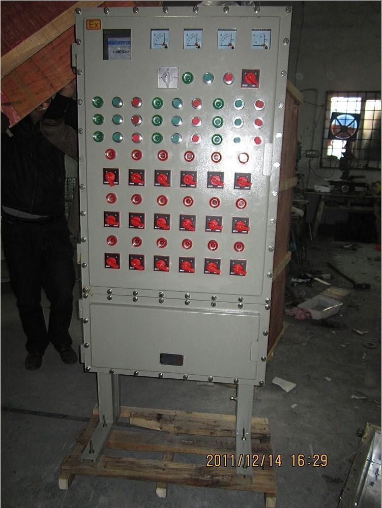 防爆变频器控制柜(5.5kw,7.5kw,15kw)