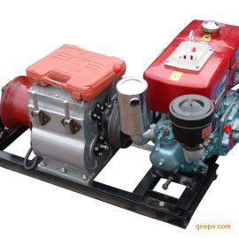 霸州捷通厂家大量出售3-8吨柴油绞磨机机,价格最低