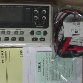 可自动判断型日本日置3555便携式手机电池测试仪