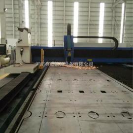 超大型激光切割机的厂家、对外加工切割件