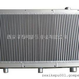 螺杆空压机板式冷却器