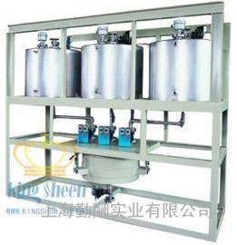 上海亚津多功能ABS自动配料机, 化肥行业专用配料机