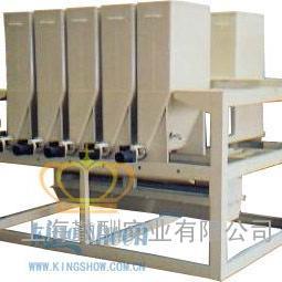 亚津精度高ABS自动配料机  水泥专用定量配料机