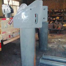 厂家供应弹簧支吊架带聚四氟乙烯板弹簧支座现货