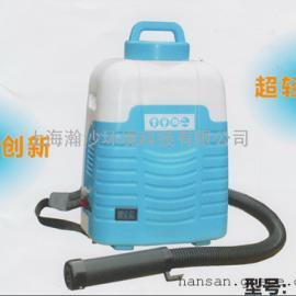 背负式超微粒喷雾器 手提式超低容量喷雾器 电动背负式打药机
