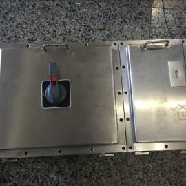 不锈钢防爆断路器