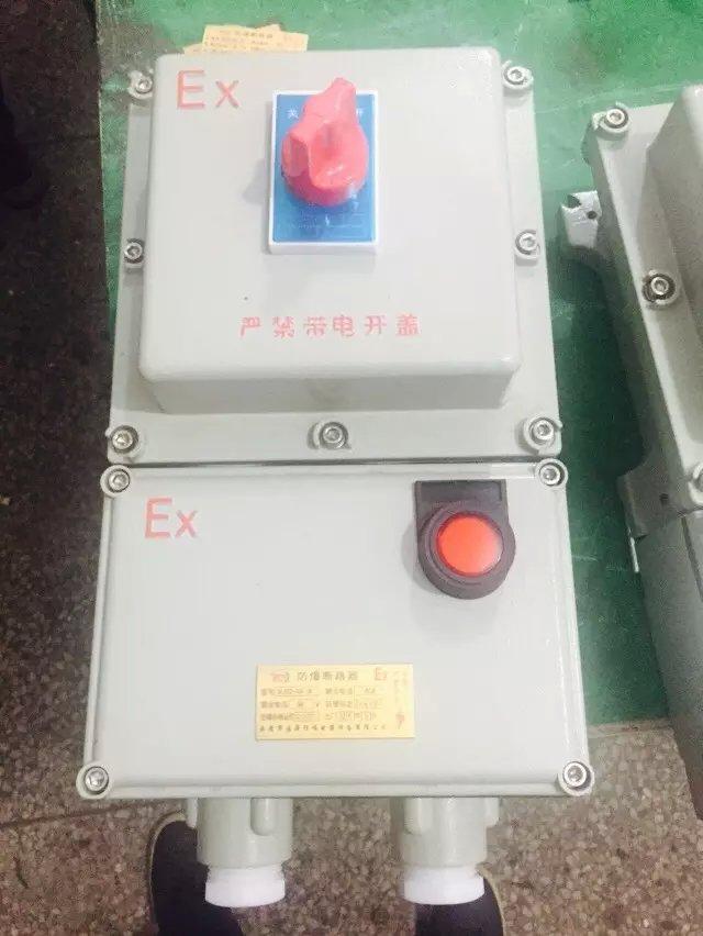 BDZ52-10A防爆断路器