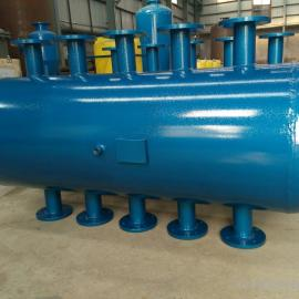 专业生产锅炉分集水器;分水缸;分集水器选型
