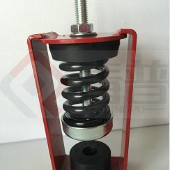 吊式减振器|XDH型阻尼弹簧吊式减振器|风机盘管吊式减振器