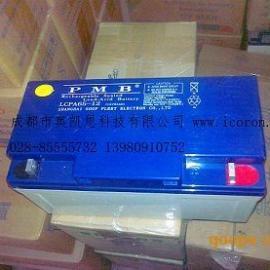 LCPA65-12蓄电池PMB牌 四川总代