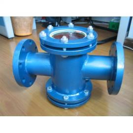 法兰连接水流指示器生产厂家_GD87法兰连接水流指示器