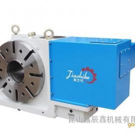 浙江加士可长期供应电脑数控分度盘PTD-255中心高160气压锁紧四轴
