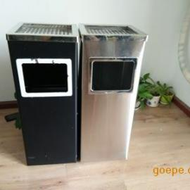 优质不锈钢垃圾桶 室内果皮箱 办公楼垃圾桶 畅销全国各地