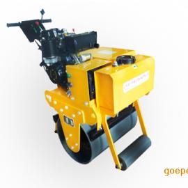 效率最高 压实能力最强的压路机 小型单轮压路机