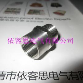 CBGJ-G3/4B不锈钢防爆管接头