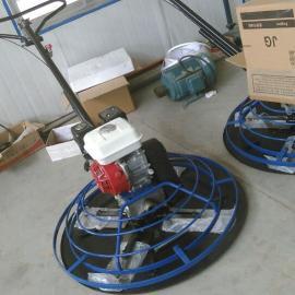 手扶式水泥抹光机价格 QA-80/90 手扶式磨光机厂家