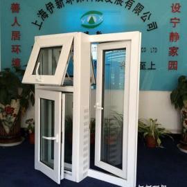 自然隔热通风消音窗净化消声窗家庭隔音窗隔声窗
