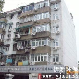 自然隔热通风消音窗净化消声窗家庭隔音窗隔声窗门窗工程