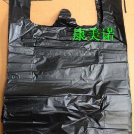 全新料普通型包装袋 50*53 1.5丝手提式环保垃圾袋 湖北厂家