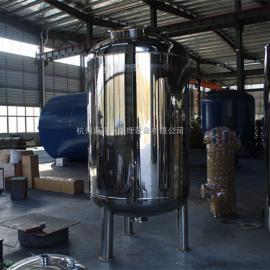 富阳厂家供应锰砂机械过滤器 深井水除铁锰过滤器
