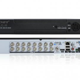 AHD高清录像机 AHD硬盘录像机16路 高清720P监控录像机